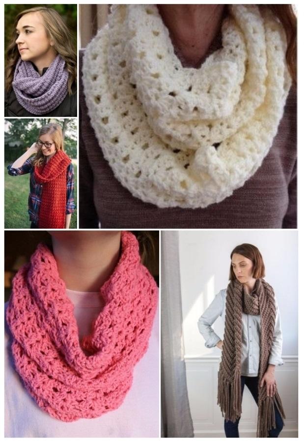 Como tejer una bufanda con los dedos (IDEAS Y TUTORIAL)