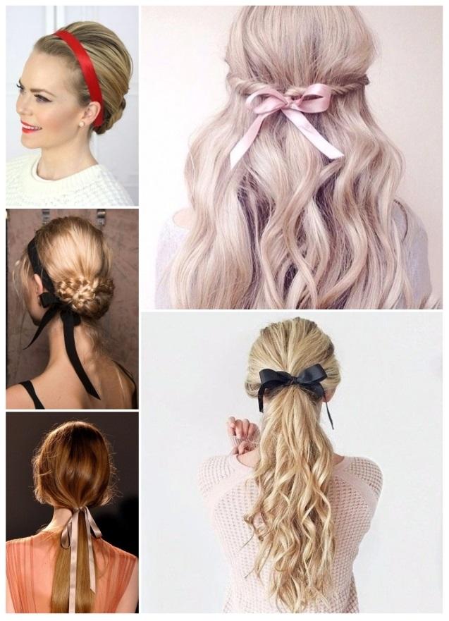 imágenes de peinados para Navidad 2016