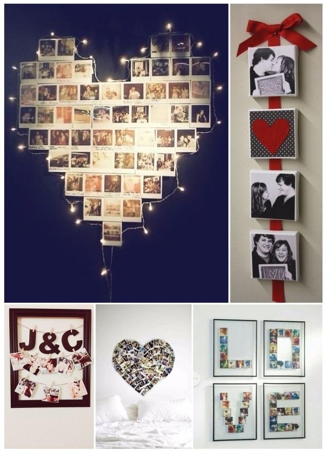 Como decorar para san valent n 60 hermosas ideas de for Como arreglar la oficina