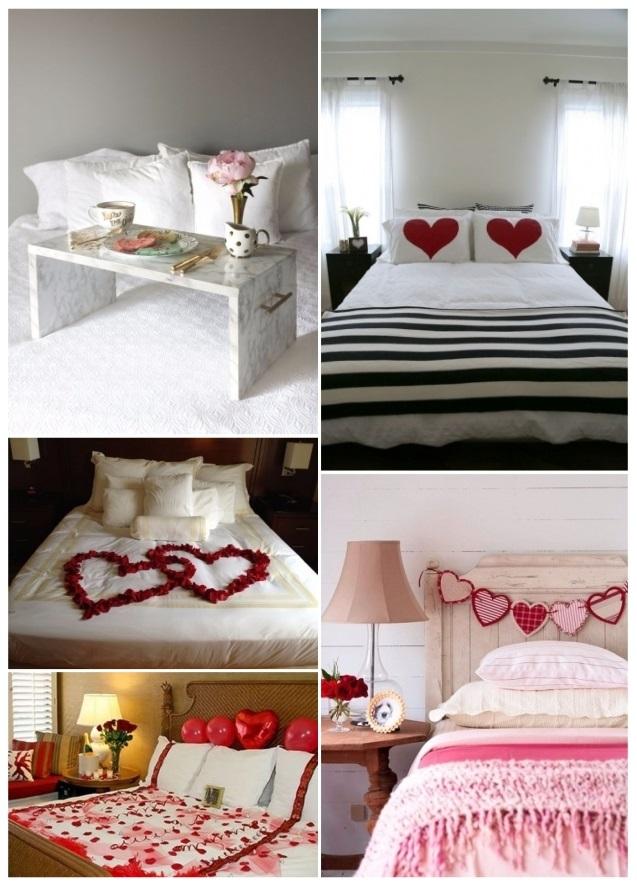 como decorar para San Valentín 4