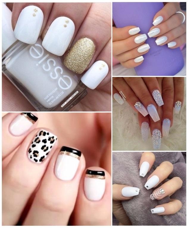 arreglo de uñas elegantes