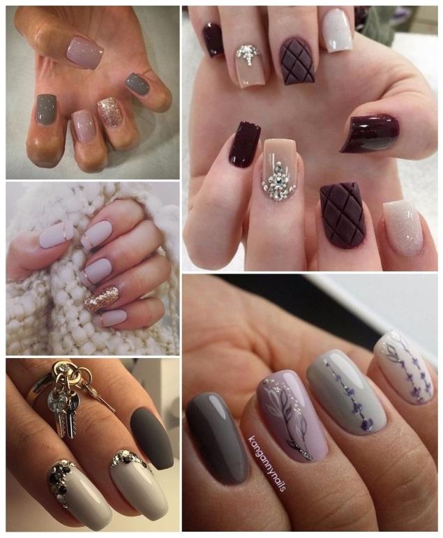 diseño de uñas elegantes y faciles