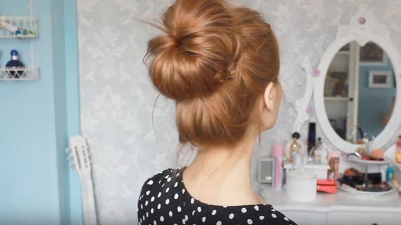 recogidos fáciles y rápidos para el cabello