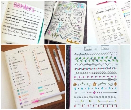 45 Ideas De Apuntes Bonitos Y Perfectos Tu Libreta