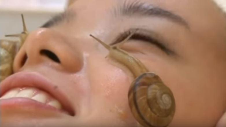 mascarilla de baba de caracol beneficios
