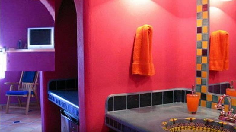 decoración estilo mexicano contemporáneo