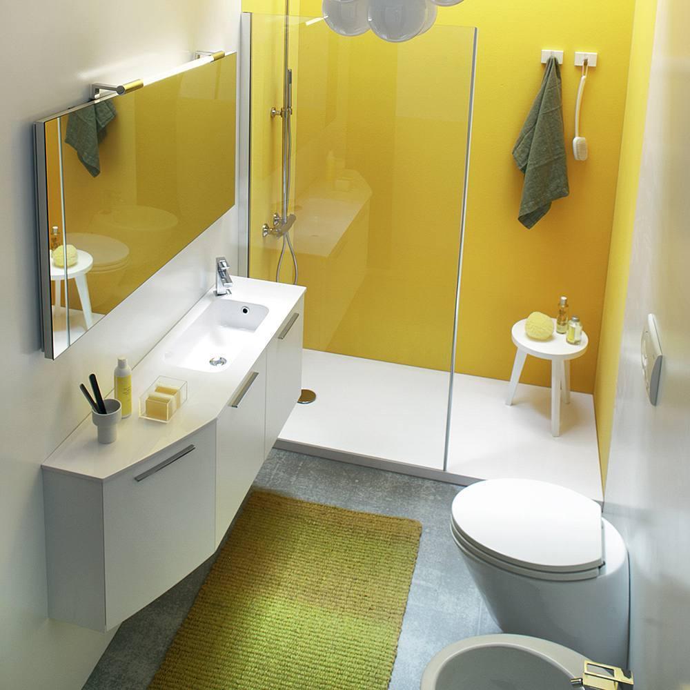 Como decorar un ba o peque o con poco dinero - Como decorar un cuarto de bano ...