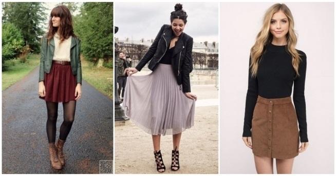 f9227b4e2 COMBINAR FALDA - Como combinar una falda de cualquier estilo
