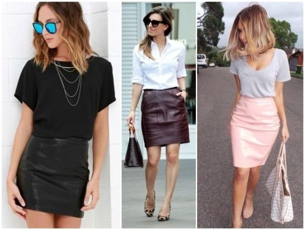 23e857216 COMBINAR FALDA - Como combinar una falda de cualquier estilo