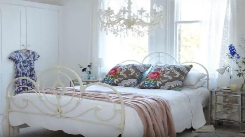 Decoraci n de rec maras vintage lindas ideas para tu dormitorio - Decoracion vintage dormitorio ...