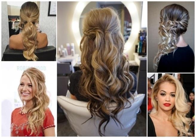 videos de peinados para cabello largo