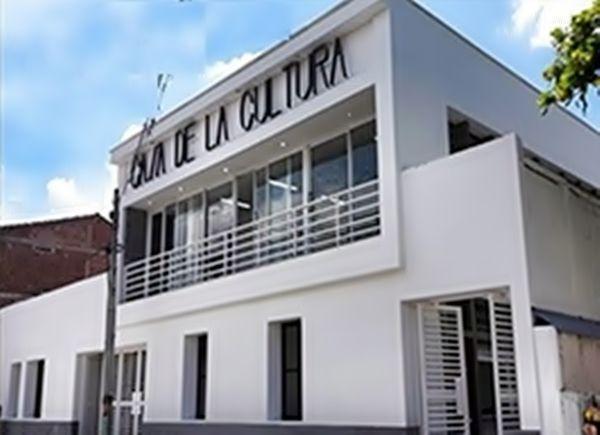 casa de la cultura guacari