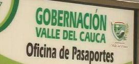 Oficina de pasaportes de la Gobernación no prestara servicio el 15 de diciembre.