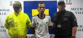 Alias 'Lleras' fue capturado en Buga por supuesto abuso sexual a menor de 14 años.