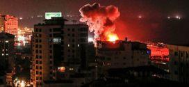 Israel bombardea Gaza luego de que Hamas lanzara misiles a ciudad israeli.
