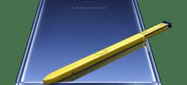 """Video: El Samsung Galaxi Note 9, una """"maquina"""" que asombra"""