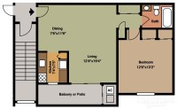 Spacious One Bedroom Apartments in Lower bucks county, PA