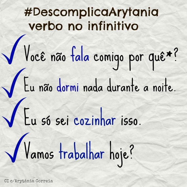 verb infinitivo2