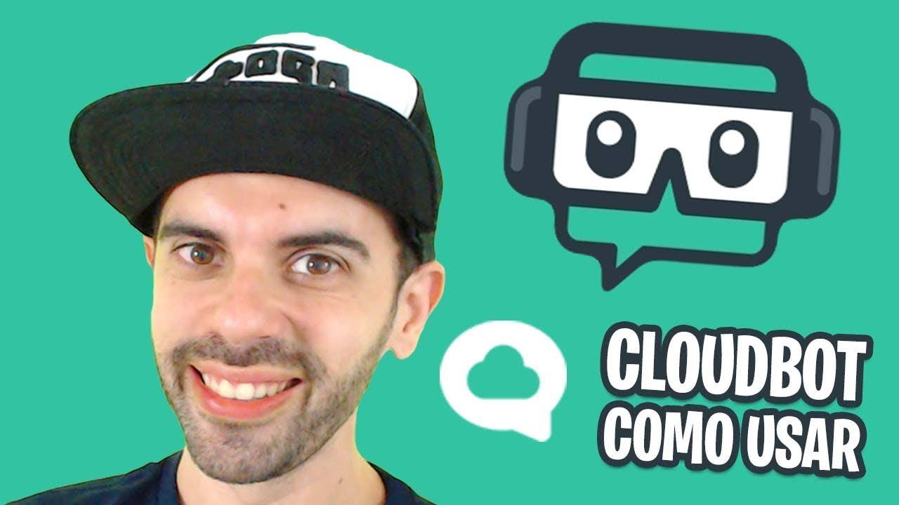 Cloudbot, para que serve e como configurar no Streamlabs OBS?