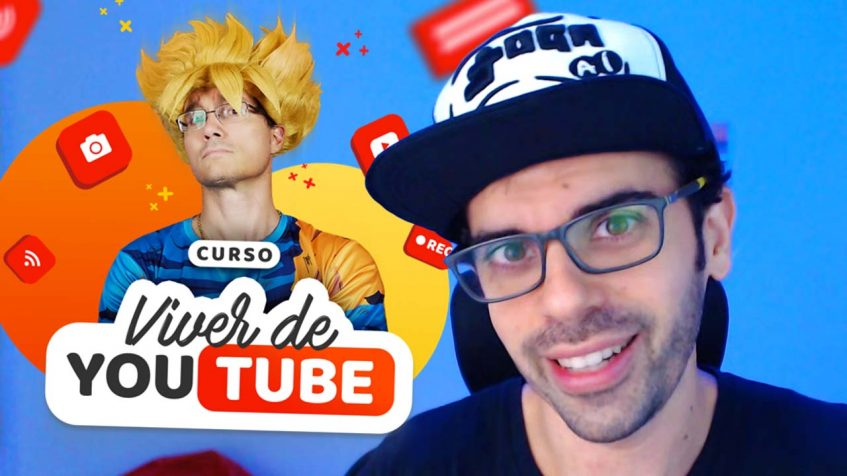 Curso Viver de Youtube Peter Jordan do Ei Nerd, funciona?