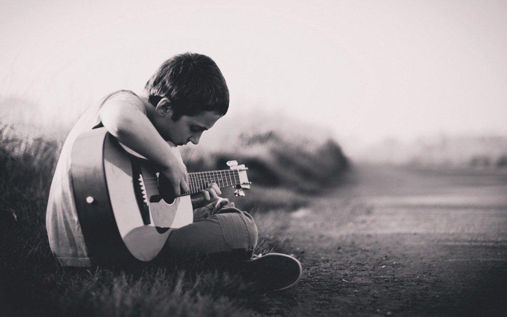 talento musica en niños