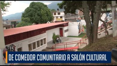DE COMEDOR COMUNITARIO A SALÓN CULTURA