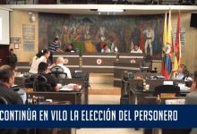 Photo of Concejales siguen enredados con el proceso de elección de personero