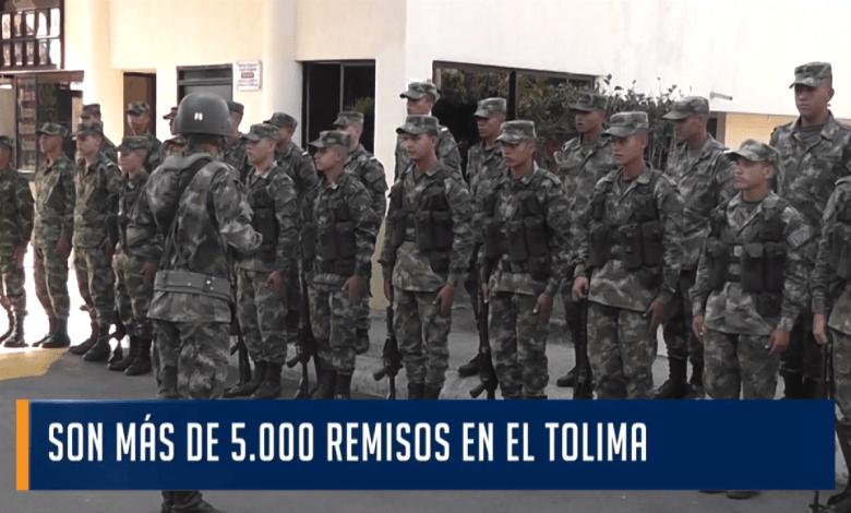SON MAS DE 5.000 REMISOS EN EL TOLIMA