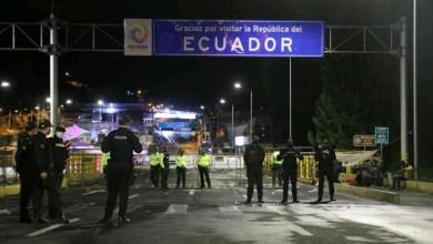 Photo of El pasado fin de semana en Ipiales, Nariño, que da a la frontera con Ecuador, se presentaron desmanes por venezolanos