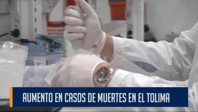 Photo of En los últimos ochos días se reportó el más alto número de muertes por coronavirus en el Tolima desde el comienzo de la pandemia