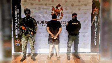 Photo of Ejército capturó a dos hombres que pretendían cometer atracos en el norte del Tolima