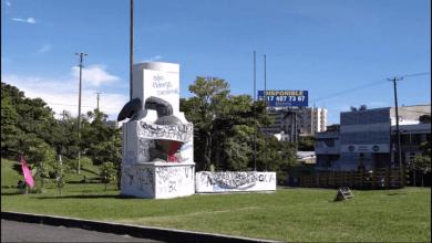 Photo of Vandalismo contra la figura de fundador de Ibagué ubicada en la intersección del Sena es reprochada por los ciudadanos