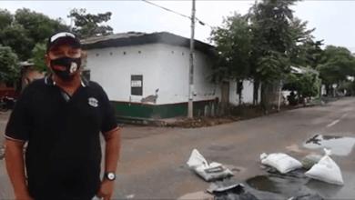 Photo of Colapso del alcantarillado en el barrio Centro de Natagaima generó el desespero de los habitantes quienes acudieron la denuncia pública para pedir que los ayuden