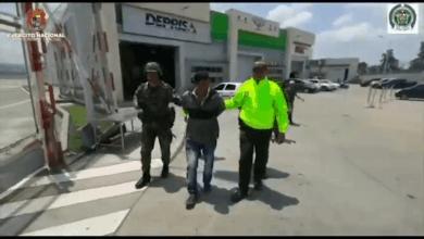 """Photo of Alias """"Guadalupe"""", cabecilla de le ELN capturado por autoridades del Tolima,  fue sentenciado a cuatro años y medio de prisión"""
