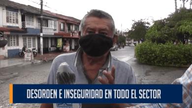 Photo of Desorden e inseguridad en sector comercial de los barrios que circunda el sector de Cantabria denuncian vecinos de la zona