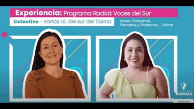 Photo of Profesores del sur del Tolima ganaron premio compartir al maestro en la categoría colectiva por proyecto radial