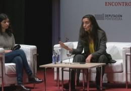 """Marta García Aller """"Economía na opinión. A fin do mundo tal e como o coñecemos"""""""