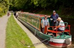 Ralph, Warren and Melvyn and the Foxhanger boat