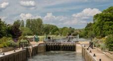 Sandford Lock.