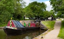 Lapworth Lock 12