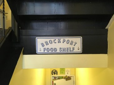 Brockport Food Shelf