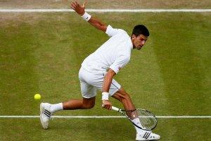 Djokovic en Wimbledon 2016