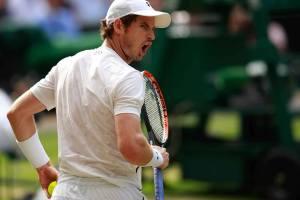 Andy Murray en Wimbledon