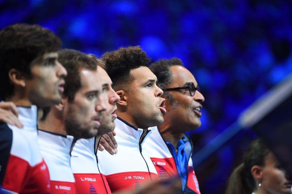 Francia Copa Davis final