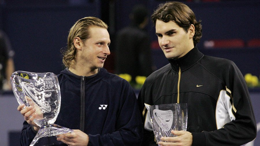 Nalbandian Masters Cup