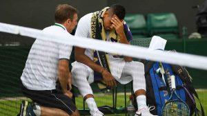 Kyrgios Wimbledon 2017