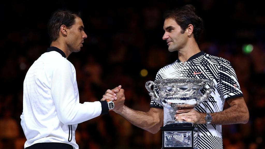 Nadal Federer Open de Australia