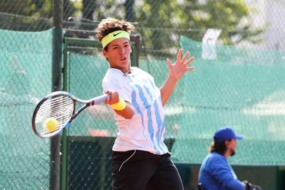 Sebastián Báez Argentina