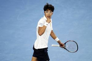 Chung gana a Djokovic Open de Australia 2018