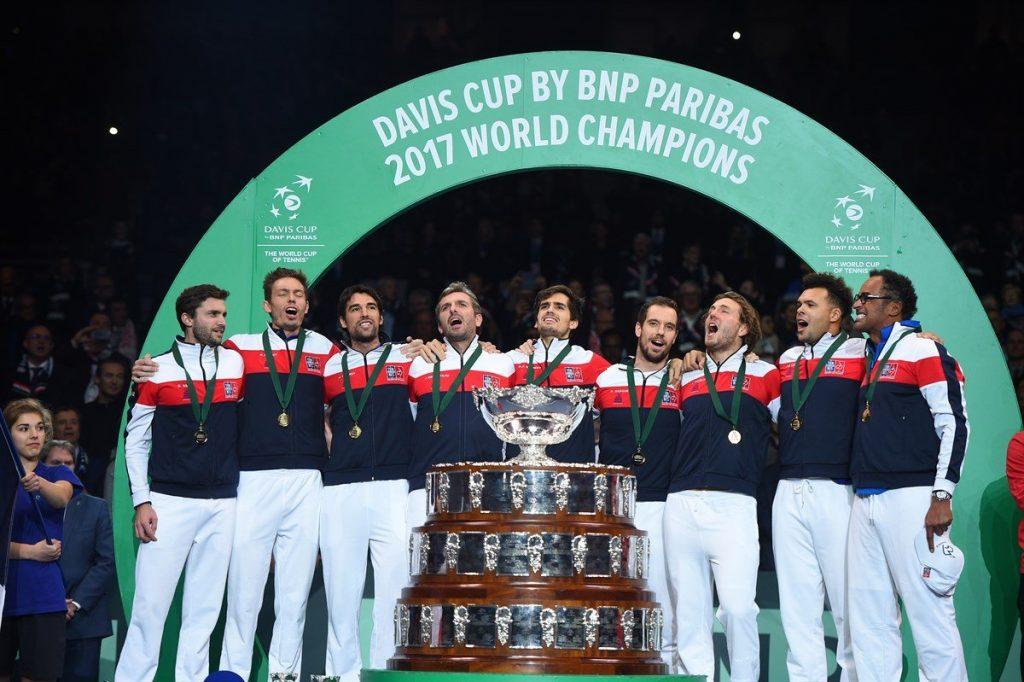 Francia título Copa Davis 2017